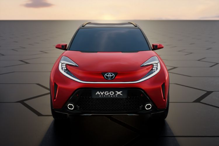 تويوتا Aygo X Prologue