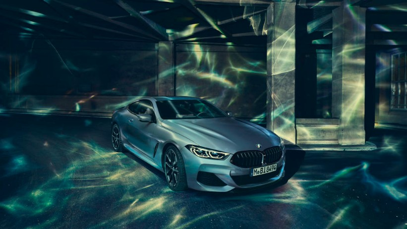 M850i xDrive Coupe Night Sky BMW